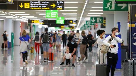 Francia y Bélgica recomiendan a sus ciudadanos que no viajen a España por el incremento de casos de covid-19