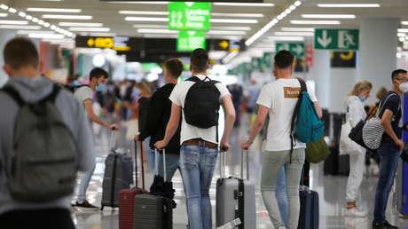 Alemania amplía a todas las regiones de España la alerta por riesgo de covid-19