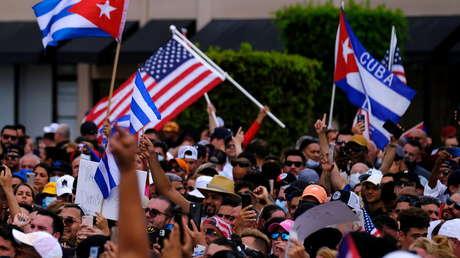 """Rusia """"sigue el desarrollo"""" de la situación en Cuba y tacha de """"inaceptable"""" cualquier intento de desestabilizarla desde el extranjero"""