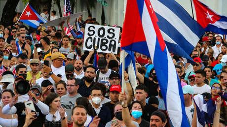 ¿Qué hay detrás de la campaña internacional #SOSCuba?