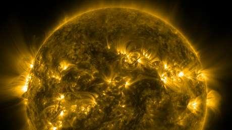 Científicos miden por primera vez con detalle el campo eléctrico del Sol gracias a una sonda de la NASA