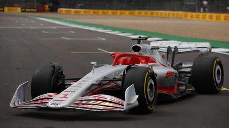 La Fórmula 1 presenta el prototipo de la nueva generación de bólidos para el 2022