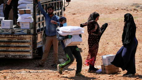 Moscú: Militantes planean escenificar un ataque químico en la zona de desescalada de Idlib el día de la investidura presidencial en Siria