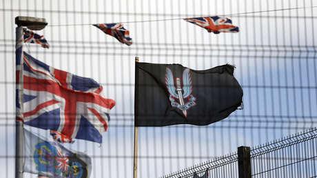 El Reino Unido lanzará misiones encubiertas de sus Fuerzas Especiales contra Rusia y China, según un alto cargo militar británico