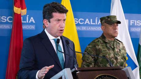 El ministro de Defensa de Colombia acusa a Venezuela de estar detrás del atentado contra Iván Duque y Caracas responde