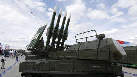 Sistemas de defensa aérea de fabricación rusa derribaron misiles israelíes disparados contra Siria
