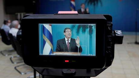 """""""No se atreve a mencionar el genocida bloqueo por su nombre"""": La dura respuesta de Cuba a la declaración de la UE por las protestas en la isla"""