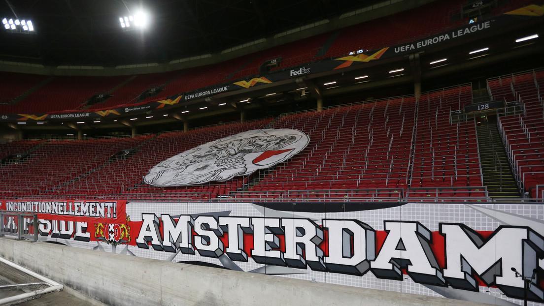 Noah Gesser, futbolista juvenil del Ajax de Ámsterdam, muere a los 16 años en un accidente de tráfico