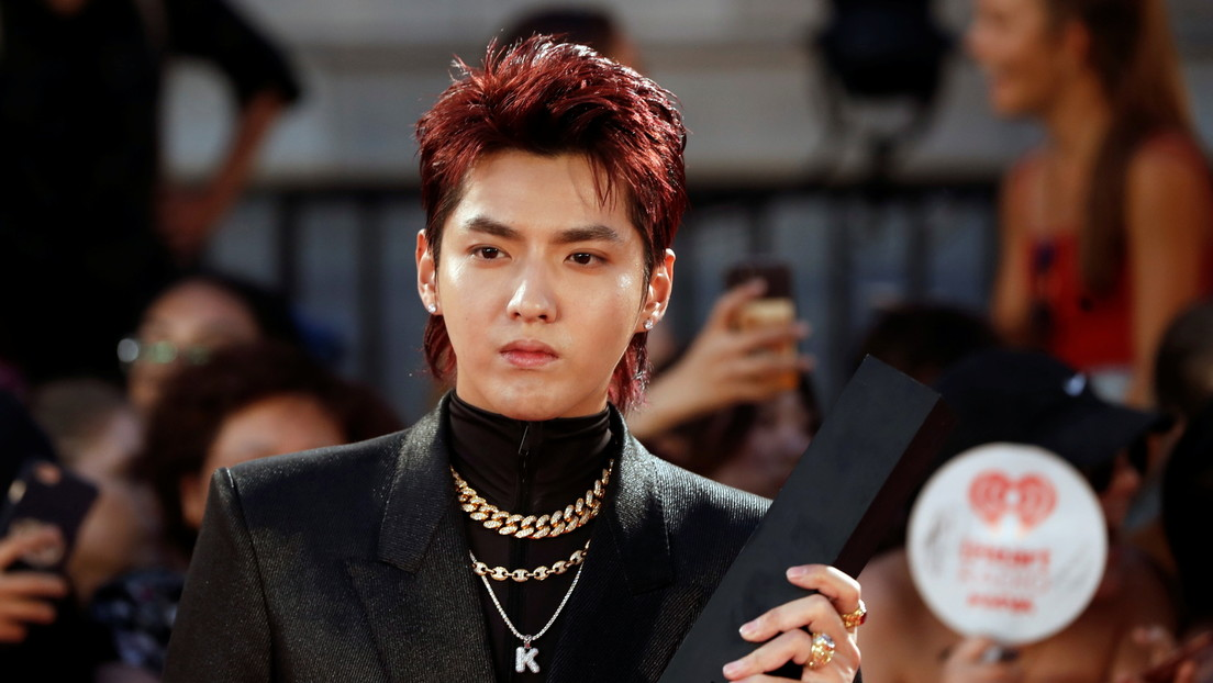 La Policía de Pekín detiene a la estrella de K-pop Kris Wu por acusaciones de violación