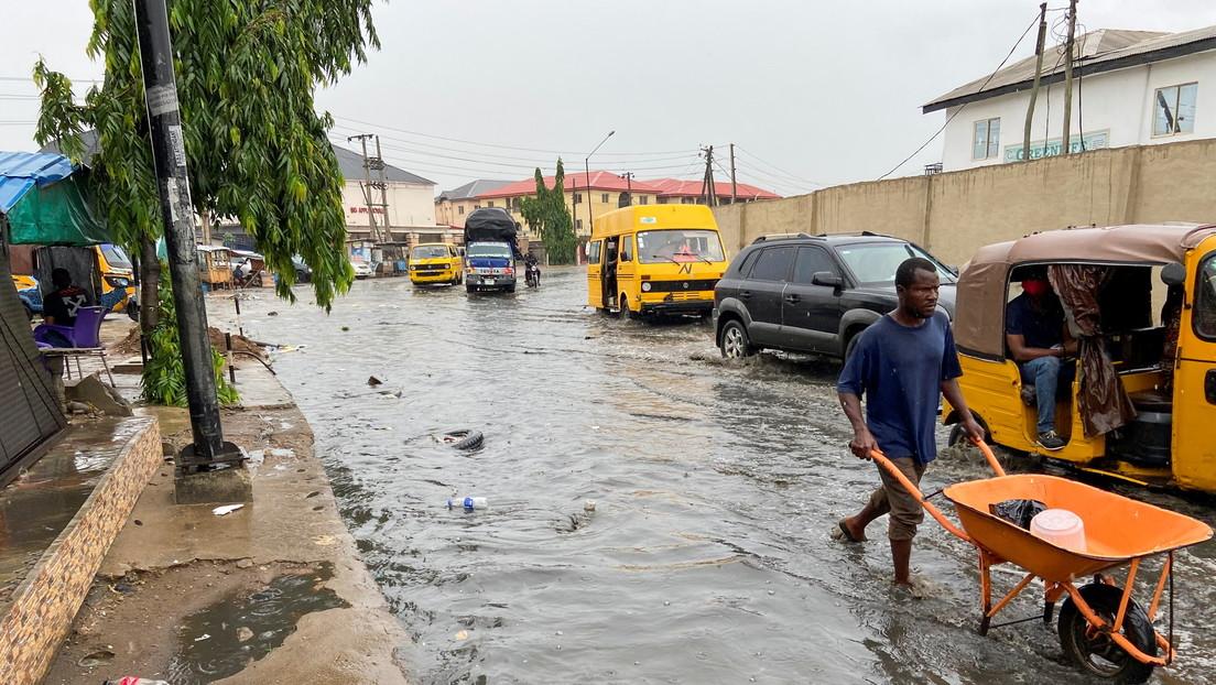 La ciudad más poblada de África sufre cada vez más inundaciones y advierten que podría acabar bajo el agua por completo debido al cambio climático