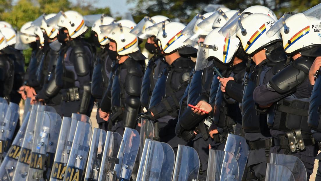 La violencia en Brasil aumenta anualmente bajo la presidencia de Bolsonaro, según un informe