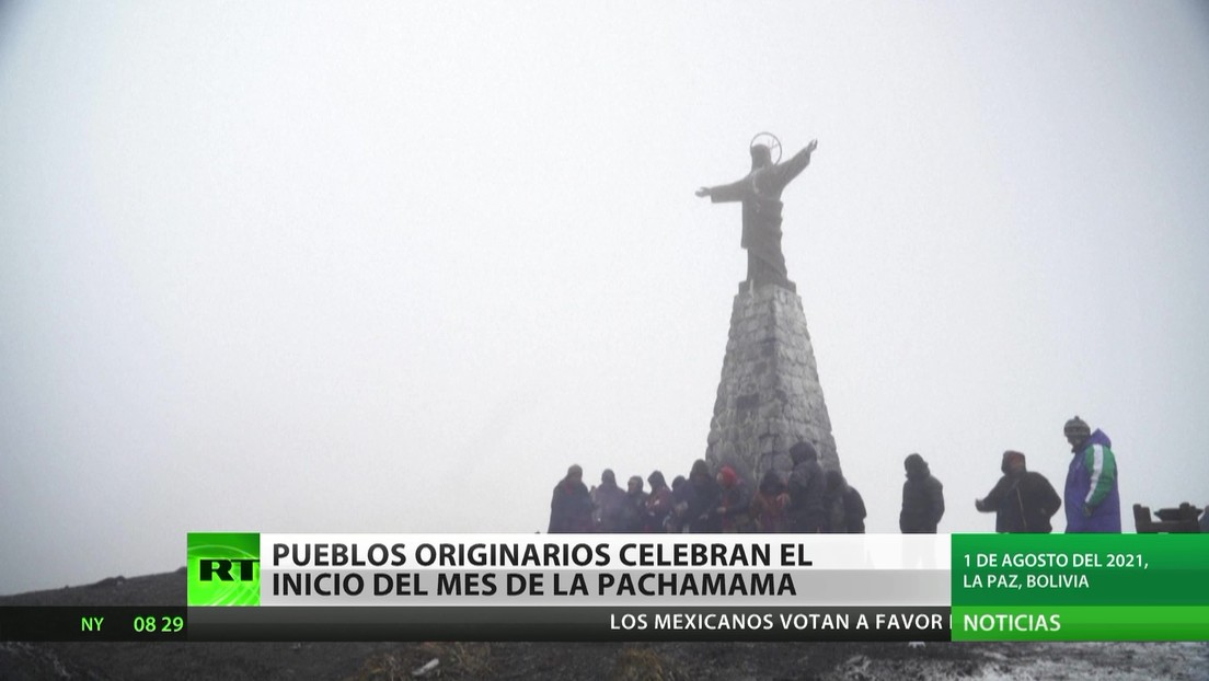 Bolivia: Pueblos originarios celebran el comienzo del mes de la Pachamama