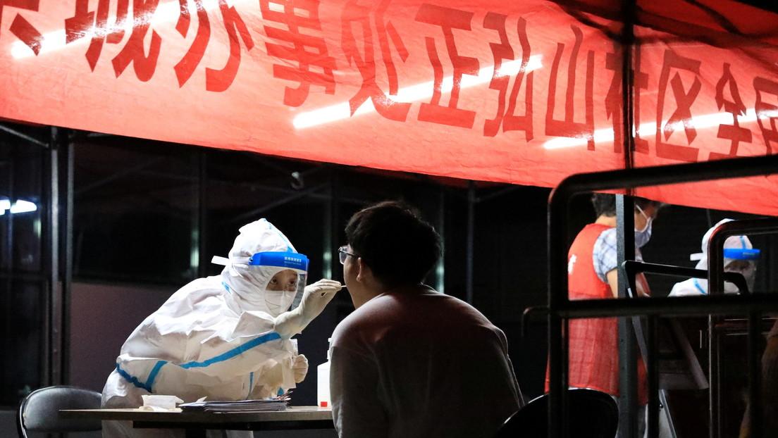 China pone en cuarentena a miles de personas en medio de uno de los mayores brotes de covid-19 desde Wuhan
