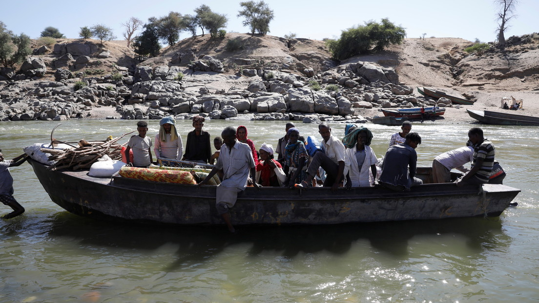 Hallan decenas de cuerpos flotando en un río entre la región etíope de Tigray y Sudán