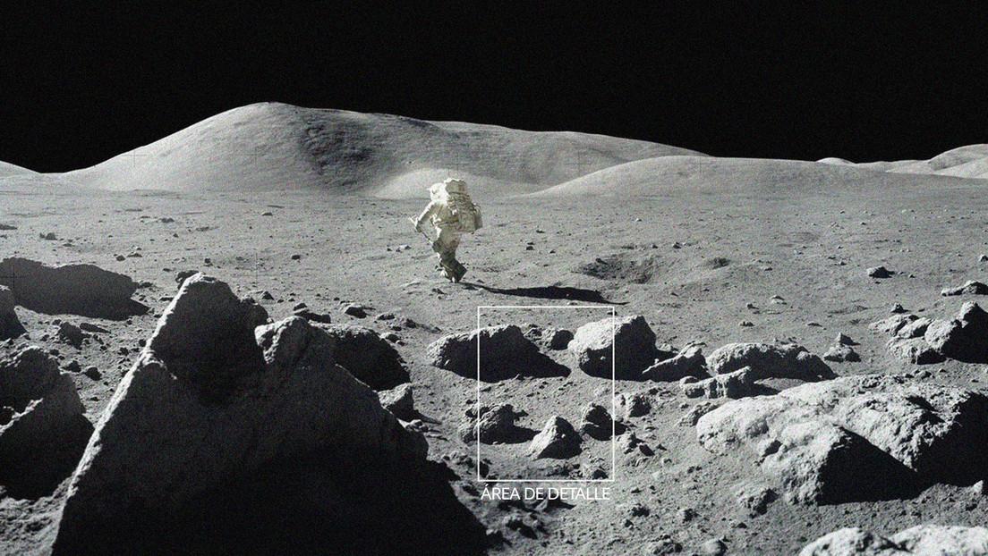 """Encuentran que la """"rugosidad"""" de la Luna podría ocultar agua en las sombras"""