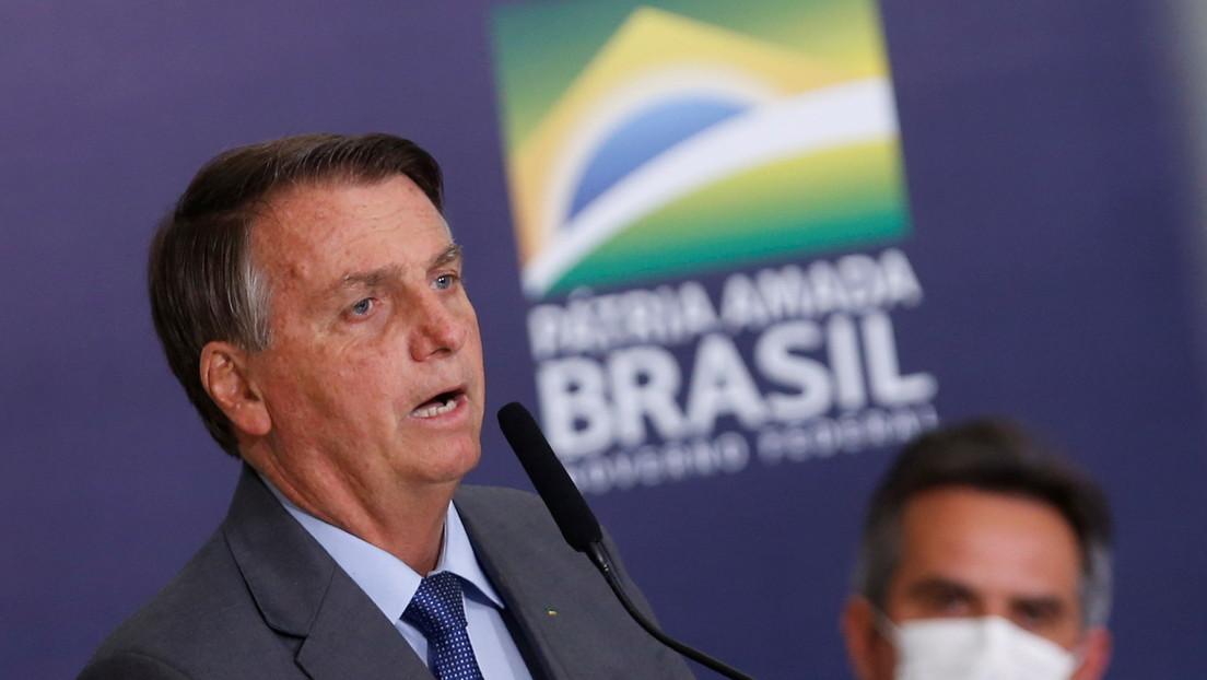 """""""No aceptaré intimidaciones"""": Bolsonaro responde después de que la Justicia electoral decidiese investigarle por sus ataques al sistema de voto"""