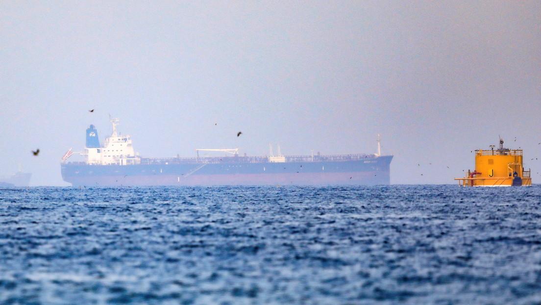 Dos barcos advierten que han perdido el control en el golfo de Omán frente a Emiratos Árabes Unidos
