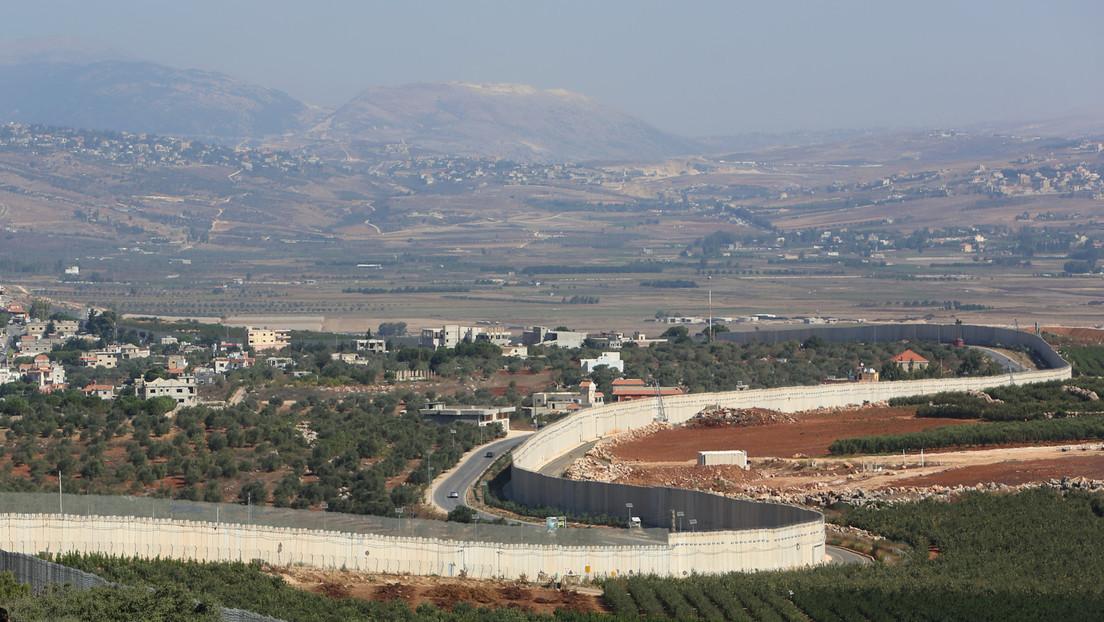 Israel responde con fuego de artillería a los cohetes disparados desde el Líbano (VIDEO)