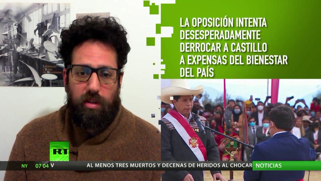Perú: Nuevo Consejo de Ministros se reúne en medio de críticas de opositores