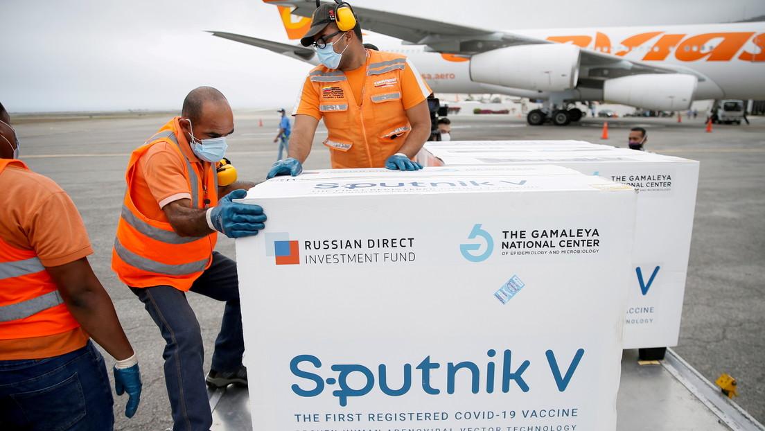 Argentina contará en agosto con más de 3 millones de dosis del componente 2 de la vacuna Sputnik V fabricado por el laboratorio Richmond