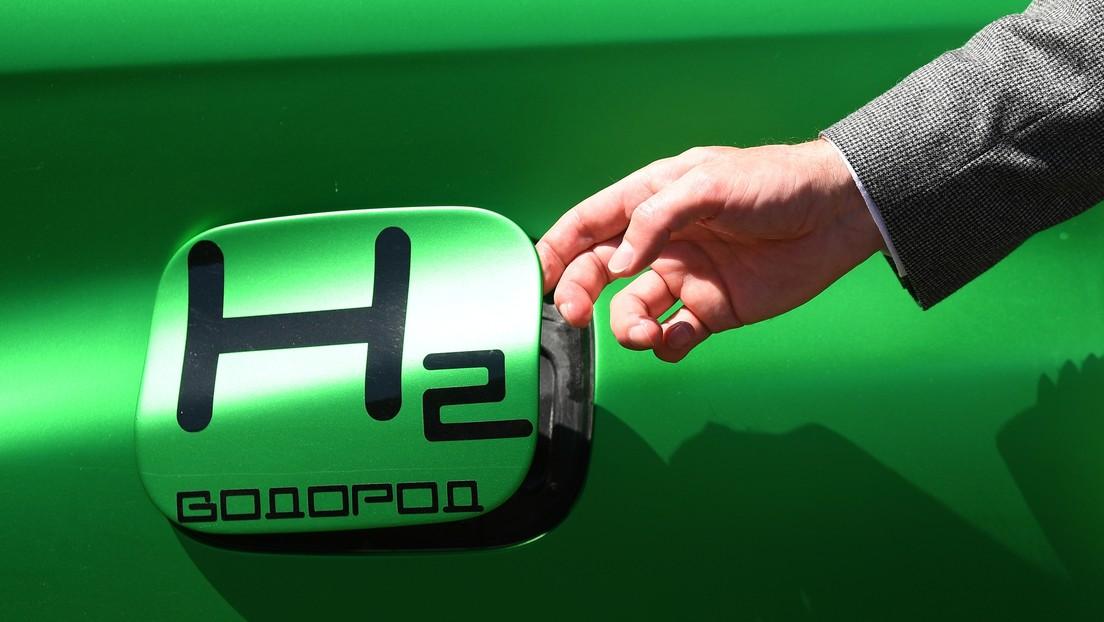 Rusia será líder mundial en las exportaciones de hidrógeno azul, según Gazprom