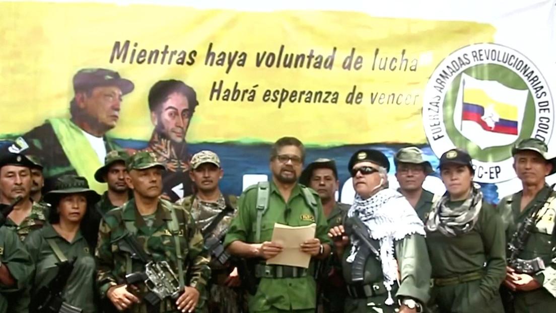 Reactivan la circular roja de Interpol contra el líder de las disidencias de las FARC Iván Márquez