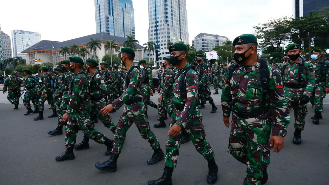 Indonesia acoge en su selva los mayores ejercicios militares conjuntos con EE.UU.