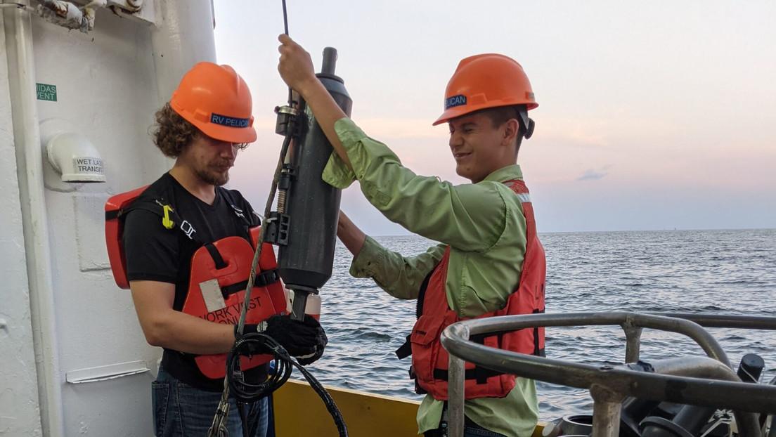 La 'zona muerta' en el golfo de México es ya más grande que el estado de Connecticut