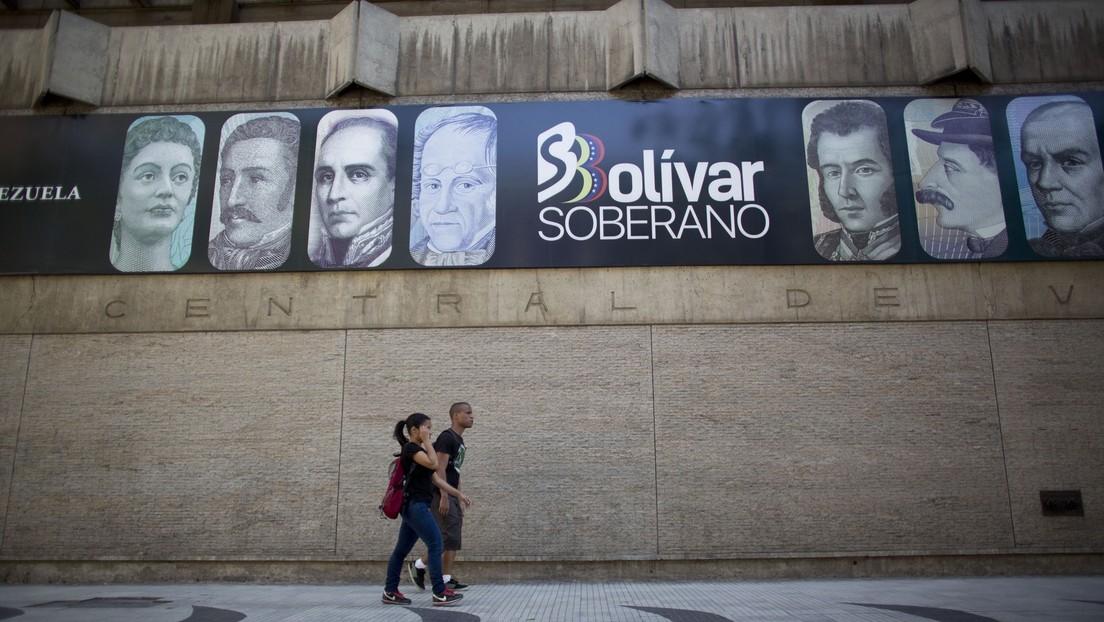 El Banco Central de Venezuela anuncia la entrada en vigencia del Bolívar Digital a partir de octubre