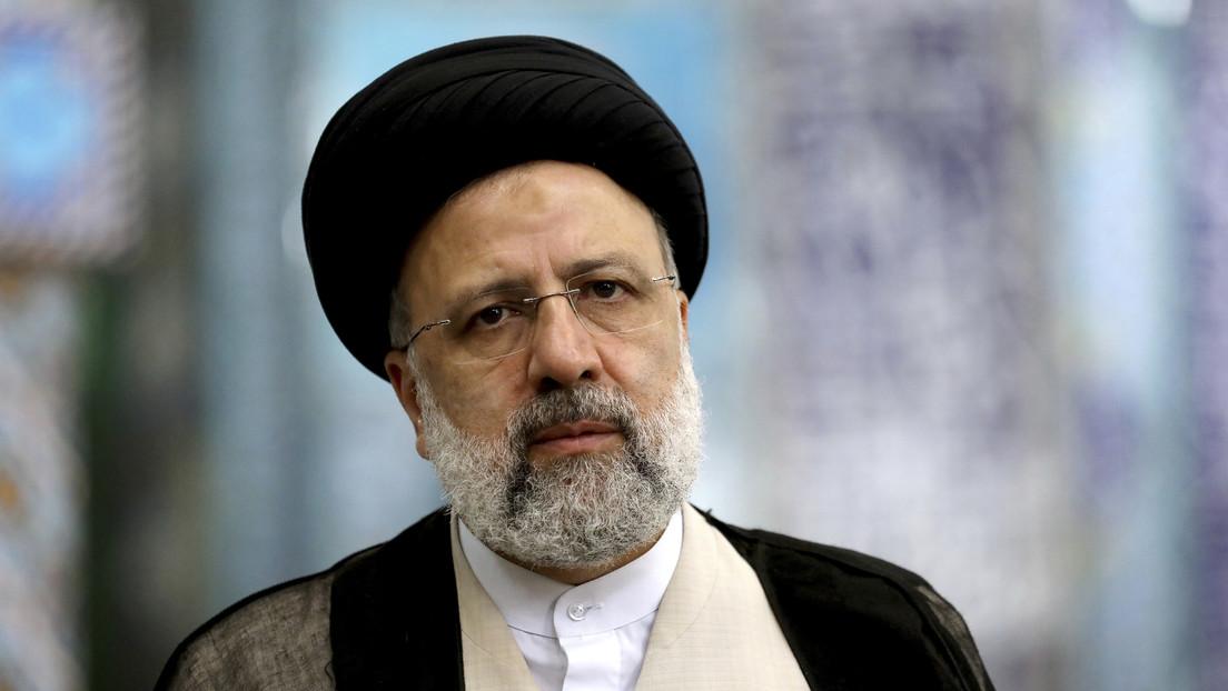 Ebrahim Raisi juramenta como presidente de Irán