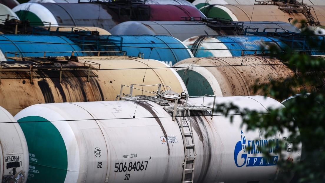 Rusia reemplaza a México como el segundo mayor proveedor extranjero de petróleo de EE.UU.