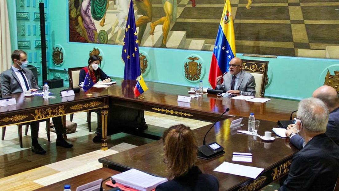 El paso exploratorio de la UE en Venezuela: los avances y puntos claves de una visita decisiva para las 'megaelecciones'