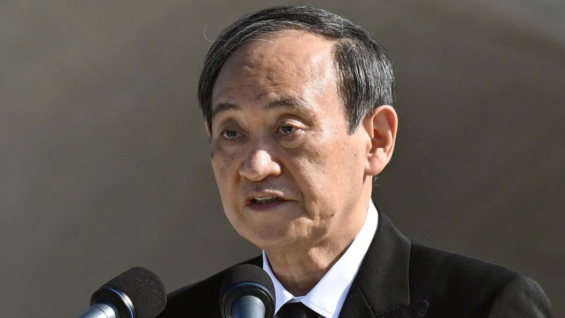 """El primer ministro de Japón se disculpa por saltarse parte del discurso en Hiroshima sobre """"un mundo sin armas nucleares"""""""