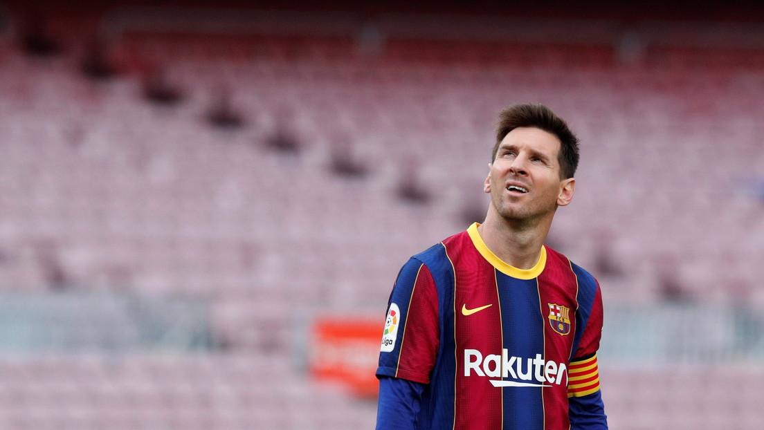 AP: El PSG sondea fichar a Messi después de que el astro se haya puesto en contacto con su entrenador, Mauricio Pochettino