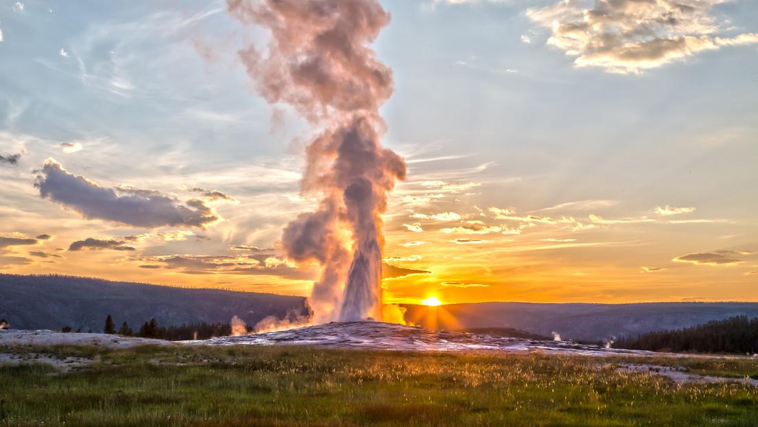 El parque nacional de Yellowstone registró en julio más de 1.000 terremotos, la mayor actividad sísmica en años