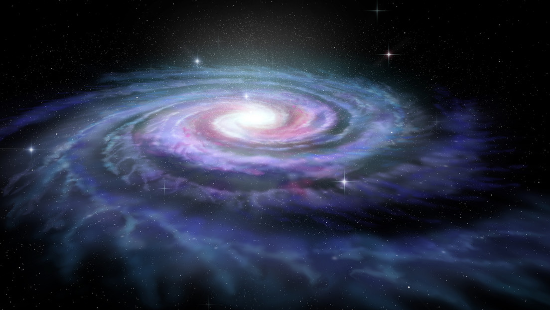 Astronomers discover a massive structure in the Milky Way that may be a new spiral arm