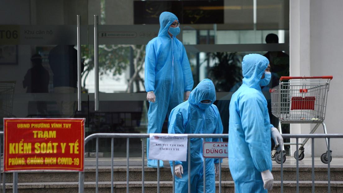 La crisis del covid-19 se agudiza en Vietnam y ya afecta gravemente a la industria alimenticia