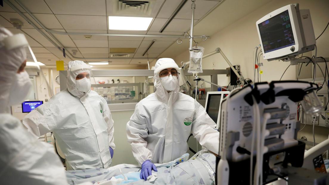 Más del 90 % de los pacientes graves tratados con un nuevo fármaco israelí anticovid son dados de alta en no más de 5 días