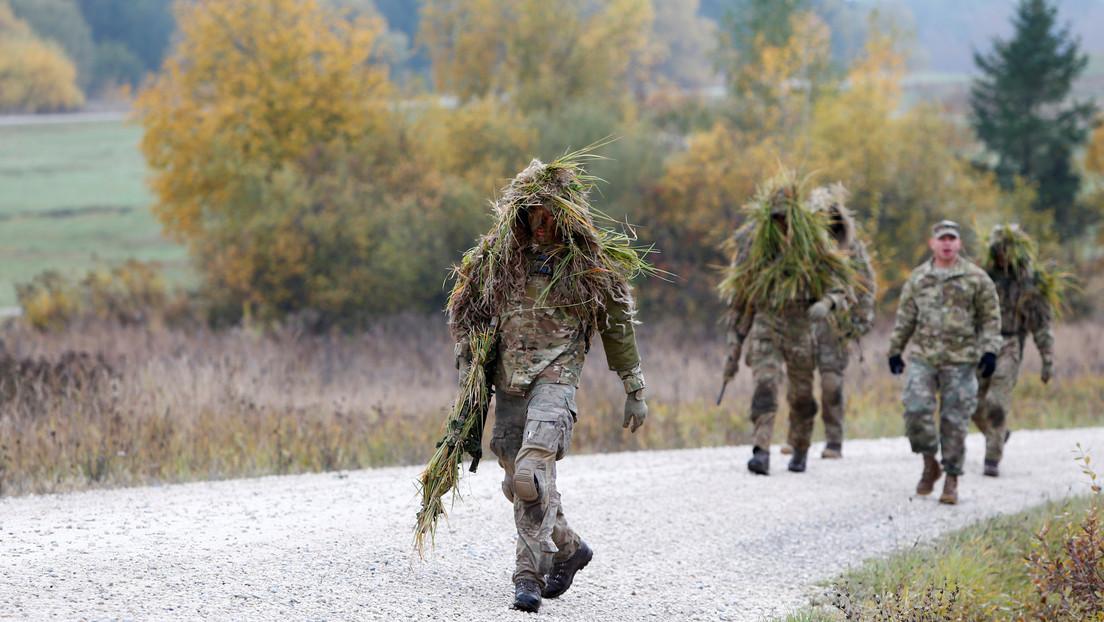 El Ejército de EE.UU. mantendrá en Europa seis sitios militares que iban a ser devueltos a Alemania y a Bélgica