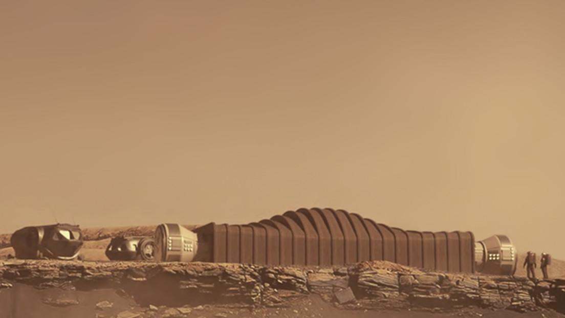 La NASA busca voluntarios para participar en una misión simulada a Marte durante un año (pero advierte de ciertos riesgos)