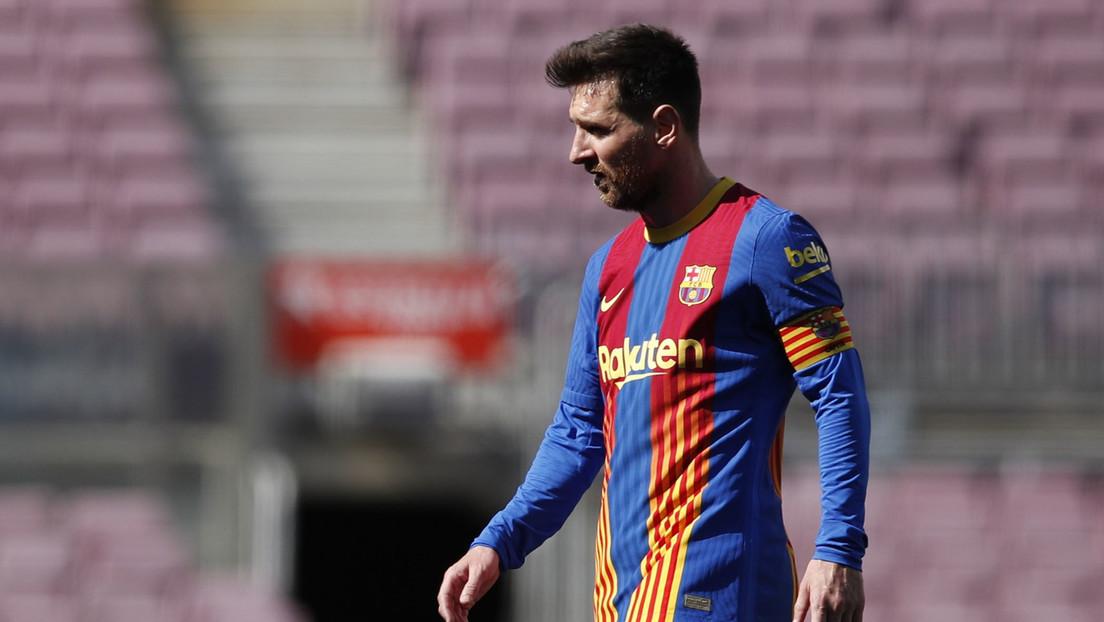 """""""El PSG es una posibilidad"""": Messi confirma su salida del F.C. Barcelona (VIDEO)"""