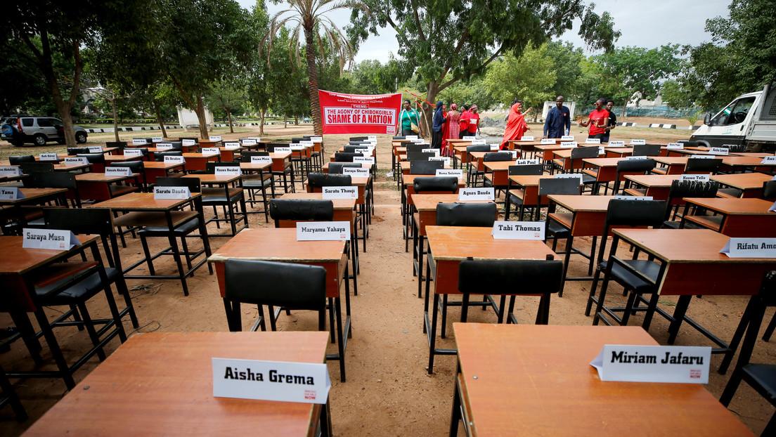 Liberan a una de las colegialas secuestradas por Boko Haram hace siete años en Nigeria