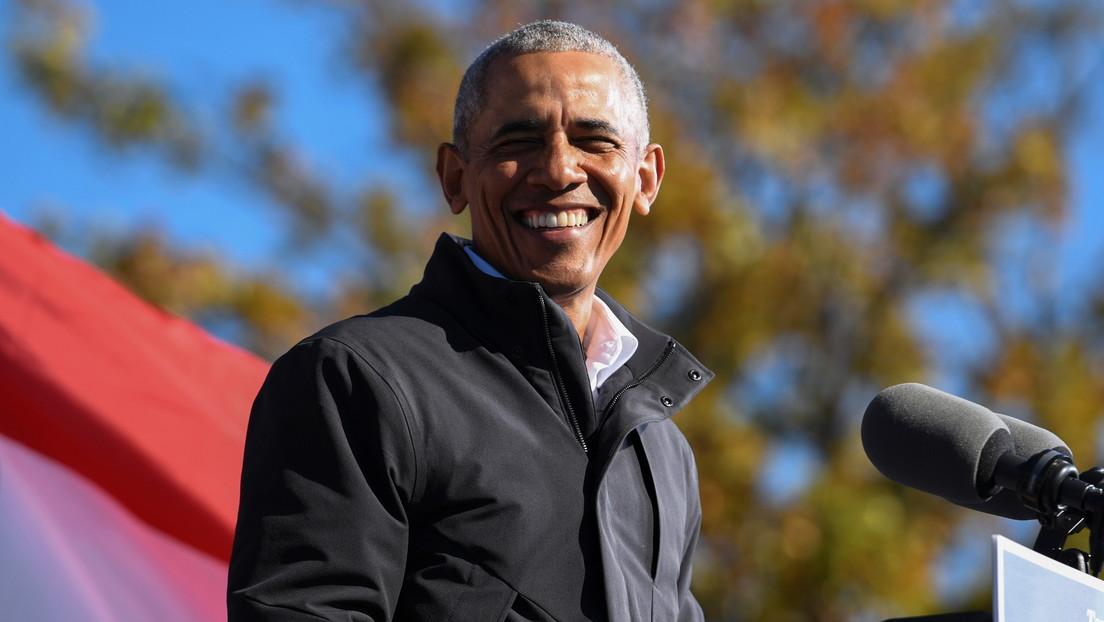 Polémica en EE.UU. por un video de Barack Obama bailando sin mascarilla en su cumpleaños