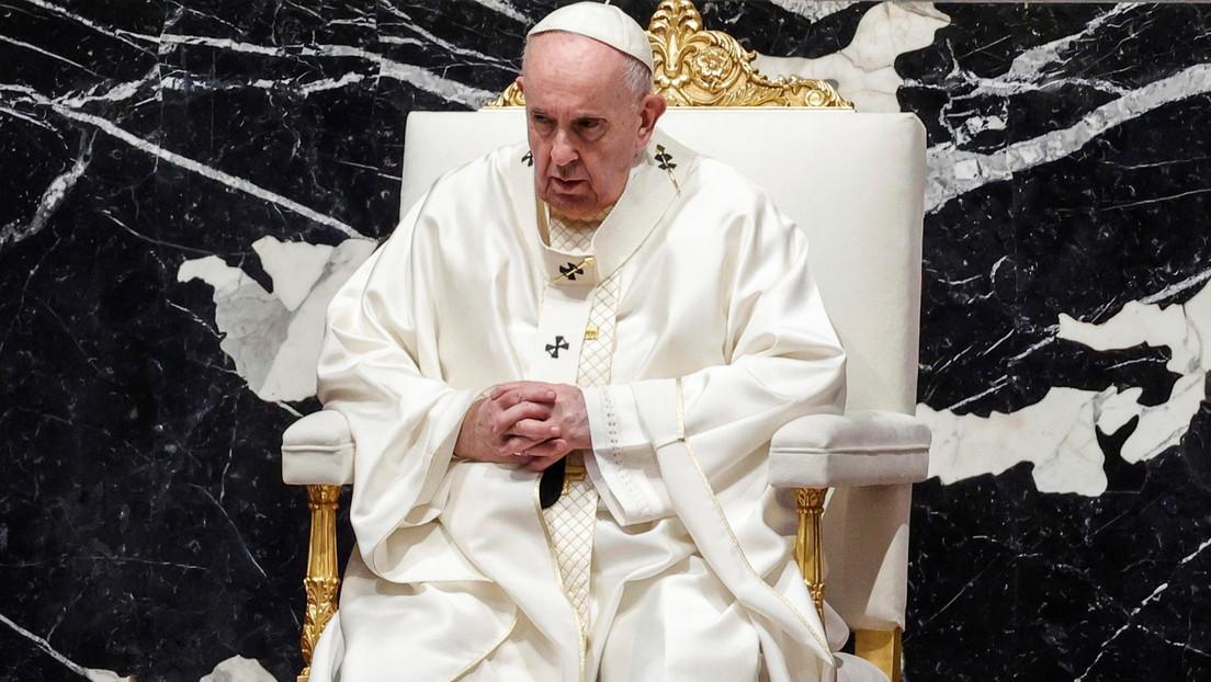 Interceptan en Italia una carta dirigida al papa Francisco con tres balas y un mensaje