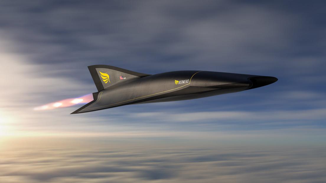 La Fuerza Aérea de EE.UU. concede 60 millones de dólares a una 'startup' que quiere construir un avión de pasajeros hipersónico