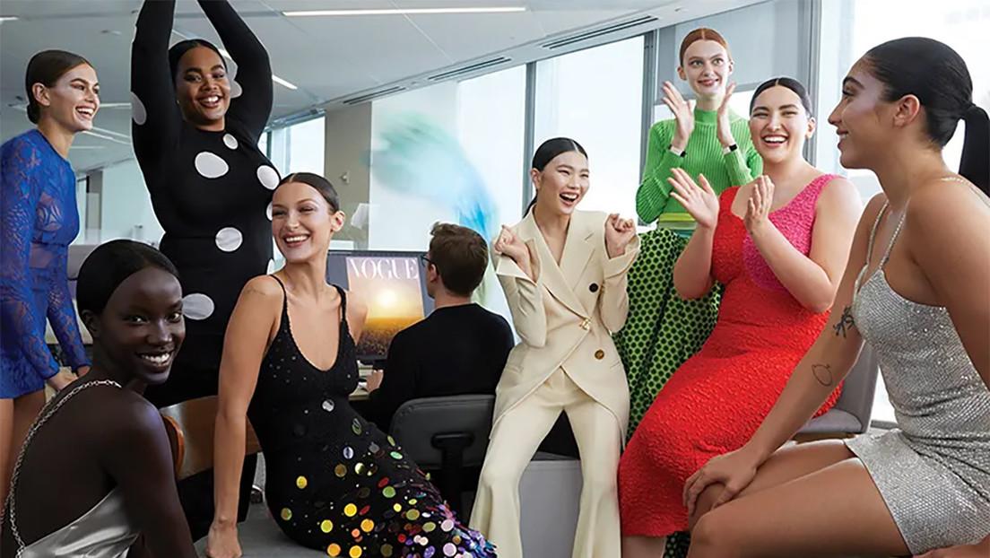La revista Vogue EE.UU. pone por primera vez en portada a una modelo transgénero