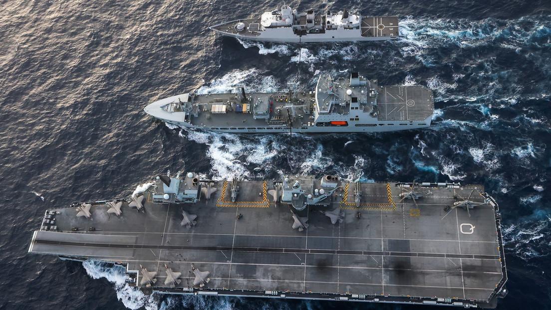 """Washington declara que Pekín """"alimenta una mayor impunidad e inestabilidad"""" en el mar de la China Meridional y el gigante asiático responde"""