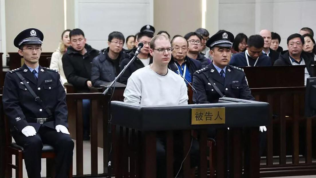 Tribunal chino confirma la pena de muerte a un canadiense condenado por tráfico de drogas