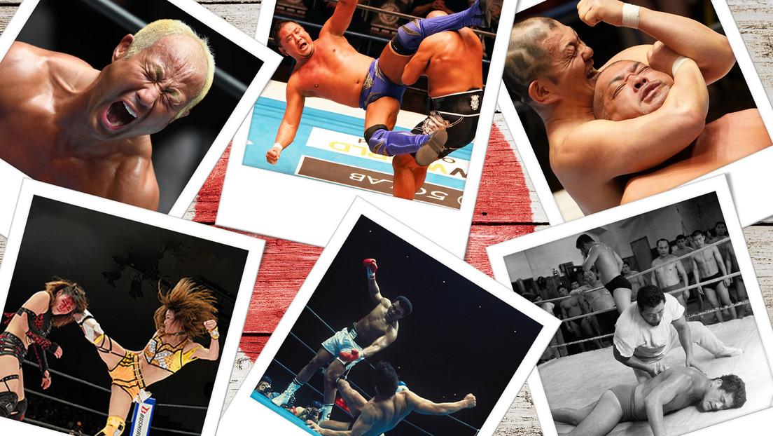 La tierra de los guerreros del ring: cómo Japón borró las líneas entre lucha libre y MMA y convirtió peleas 'falsas' en verdaderas pruebas de dureza