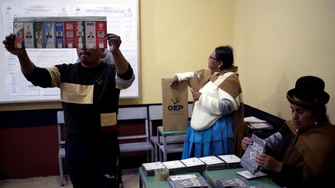 Bolivia rechaza la insistencia de la OEA sobre el presunto fraude electoral de 2019 y acusa a Almagro de injerencia